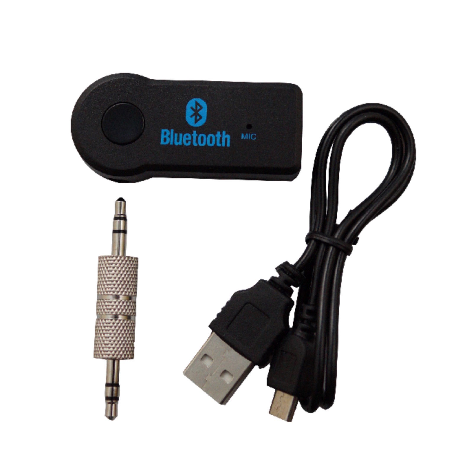 t a bluetooth aux wireless empf nger adapter dongle musik audio stereo kfz heim ebay. Black Bedroom Furniture Sets. Home Design Ideas