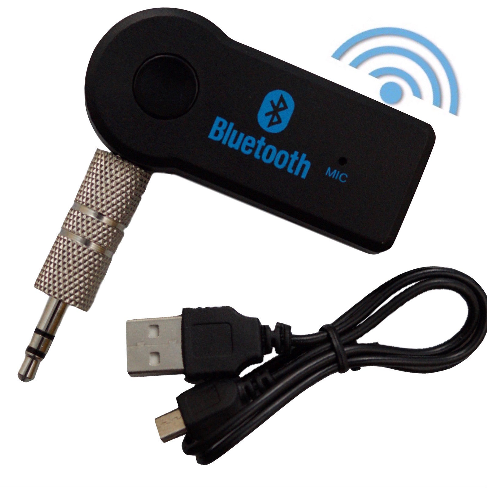 t a a2dp bluetooth wireless aux in empf nger adapter. Black Bedroom Furniture Sets. Home Design Ideas